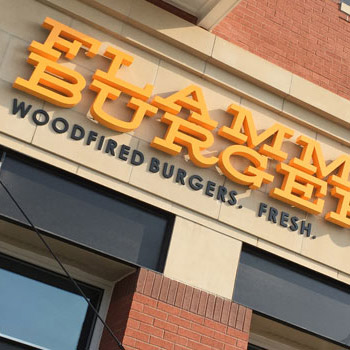 Flamme Burger Fishers